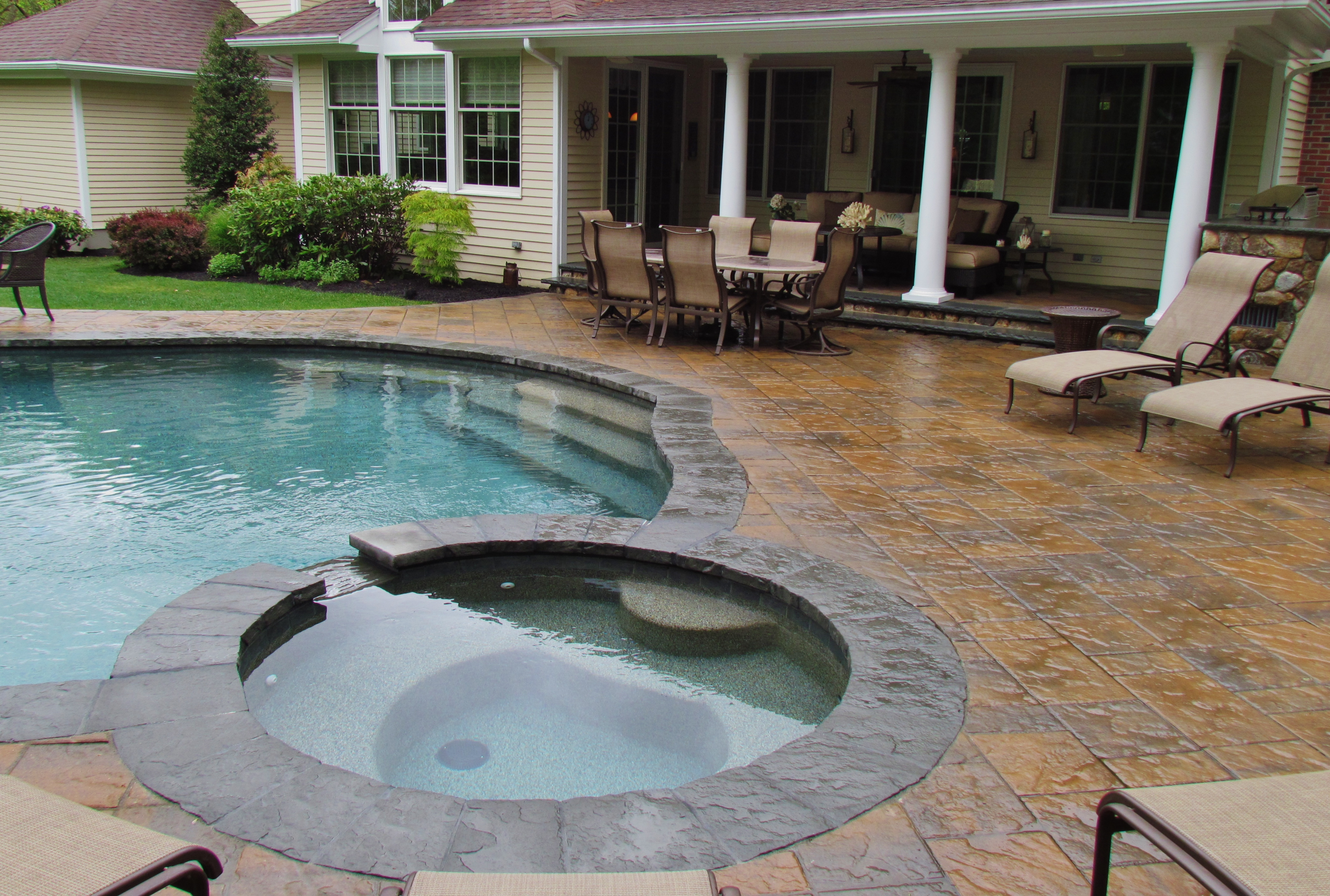 Patios and Pool Decks | Oliver Enterprises Incorporated